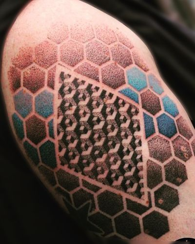 Tattoostil Abstract