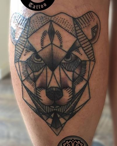 Tattoostil Gemometric