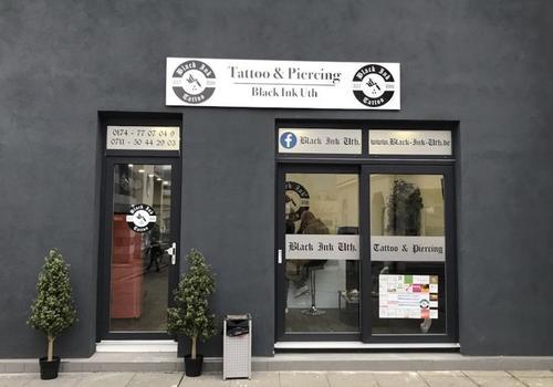 Unser Studio - Eingang