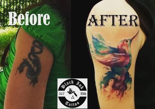 Referenz von Tattoowierer George-13