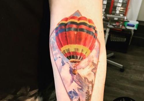 Referenz von Tattoowierer George-1