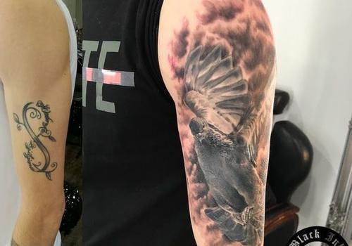 Referenz von Tattoowierer George-14